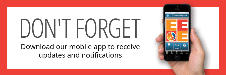 Download our mobile app to receive updates and notifications
